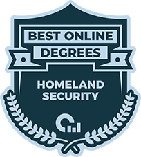 Best online degrees for Homeland Security badge for Tulane School of Professional Advancement in New Orleans, LA
