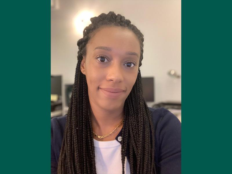 Candice Brown, General Legal Studies
