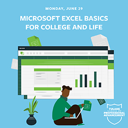 Microsoft Excel Basics for College and Life