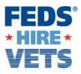 Feds Hire Vets Logo