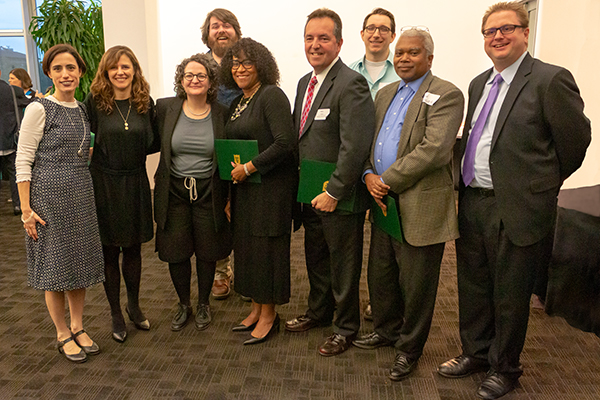 SoPA faculty award recipients