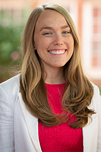 Sarah Hugg Centorino, an adjunct faculty member of continuing studies program Tulane School of Professional Advancement in New Orleans, LA
