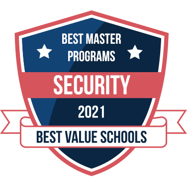 Best Security Masters 2021