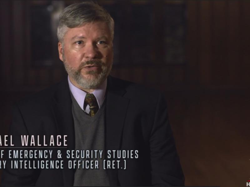Professor Mike Wallace