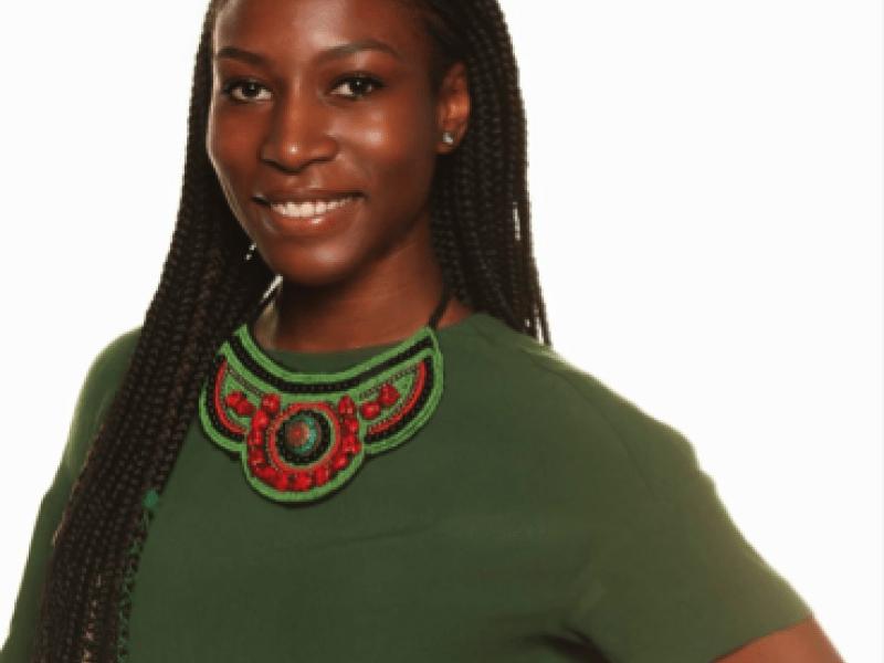 Female Tulane SoPA student in New Orleans, LA